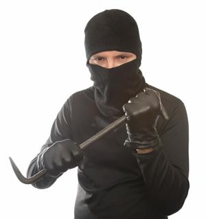 Burglar ninja