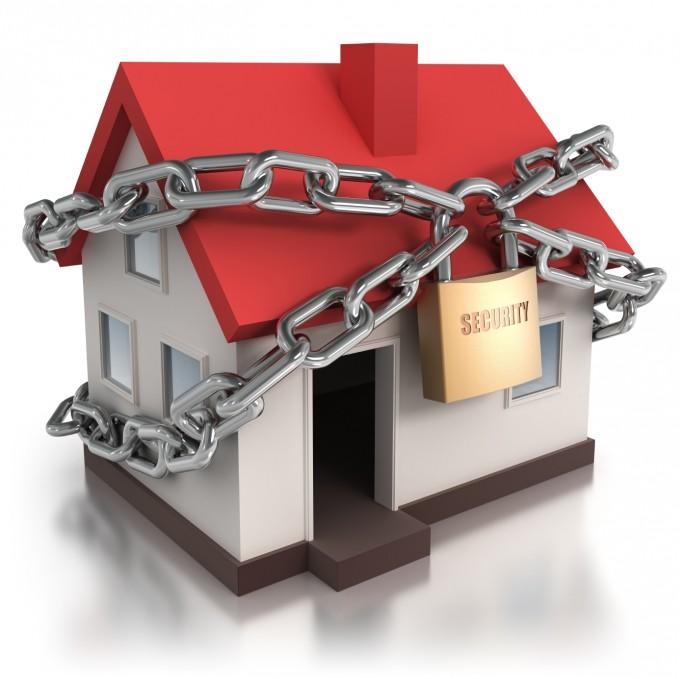 Locksmith keeps home safe