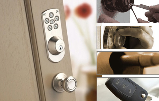 Types of Locksmith Services
