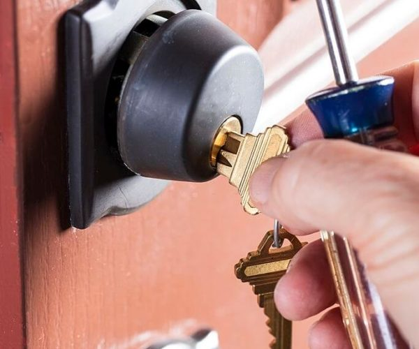 High Security Locks Rekey and Install